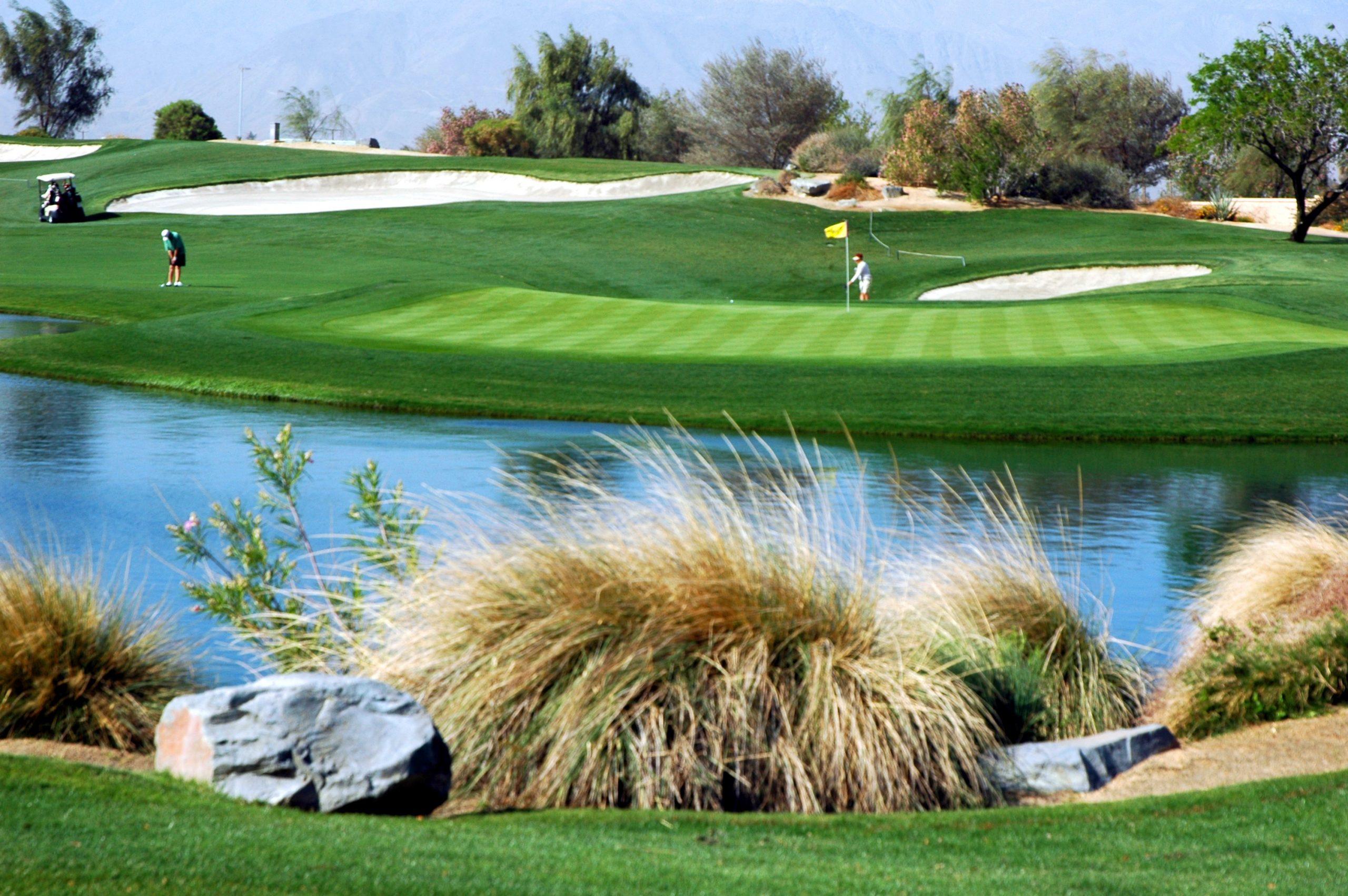 Classic Club Palm Desert golf course
