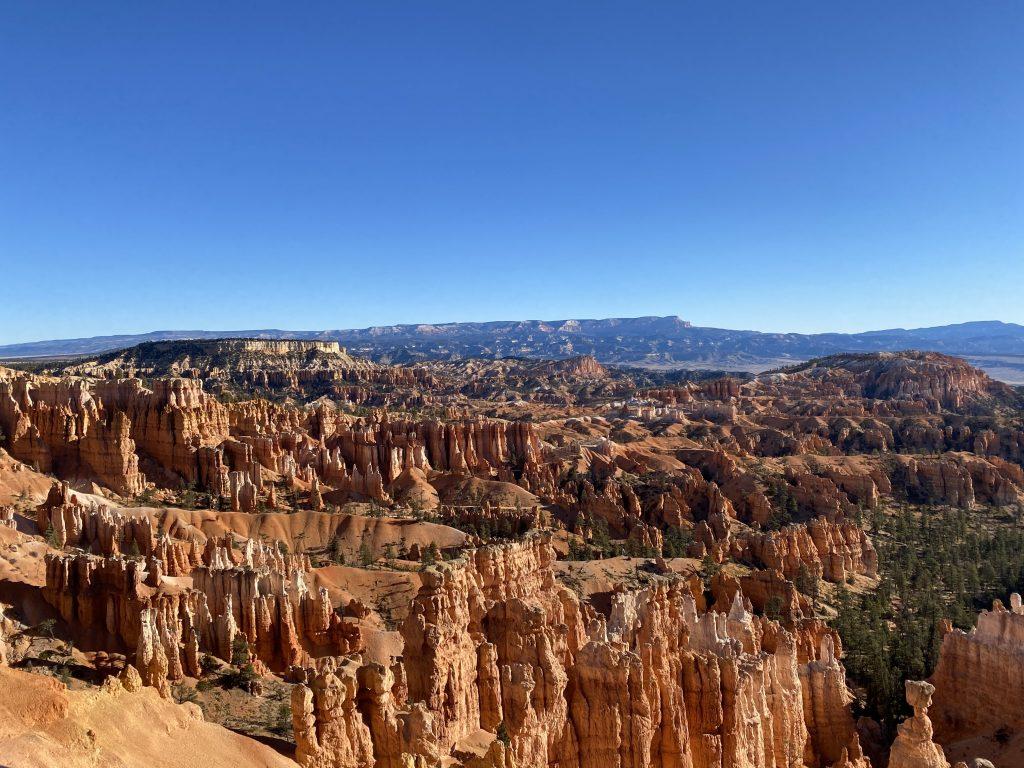 Bryce Canyon on my Utah Road Trip