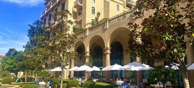 The Terrace at the Maybourne Hotel – Beautiful Beverly Hills Restaurant