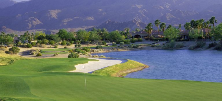 Golfing at PGA West – Norman Course