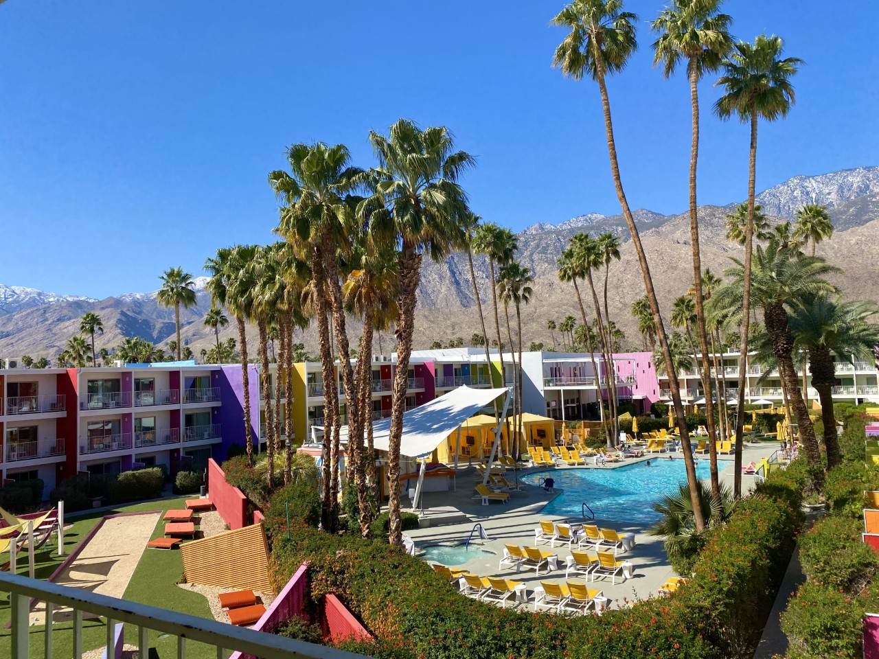 Jessica's Palm Springs Travel Guide