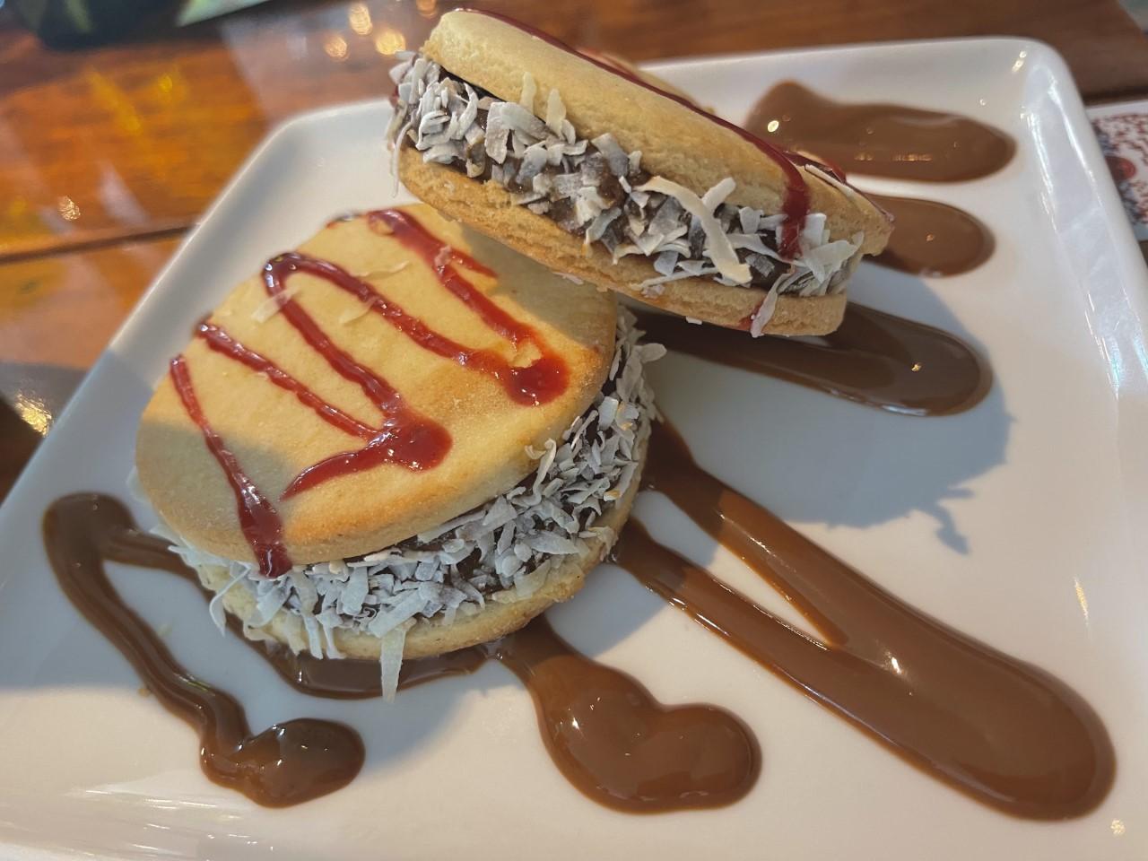 Alfajores Pastry