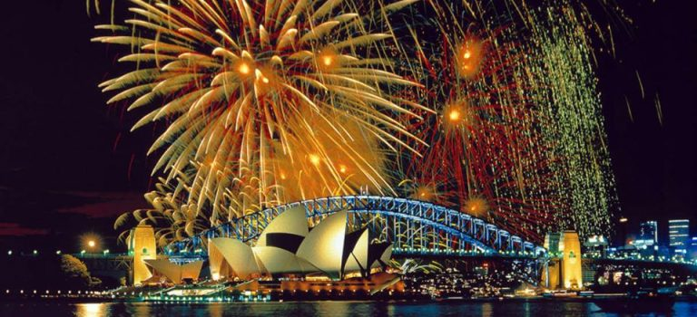 New Years in Sydney, Australia – The Best Way To Celebrate