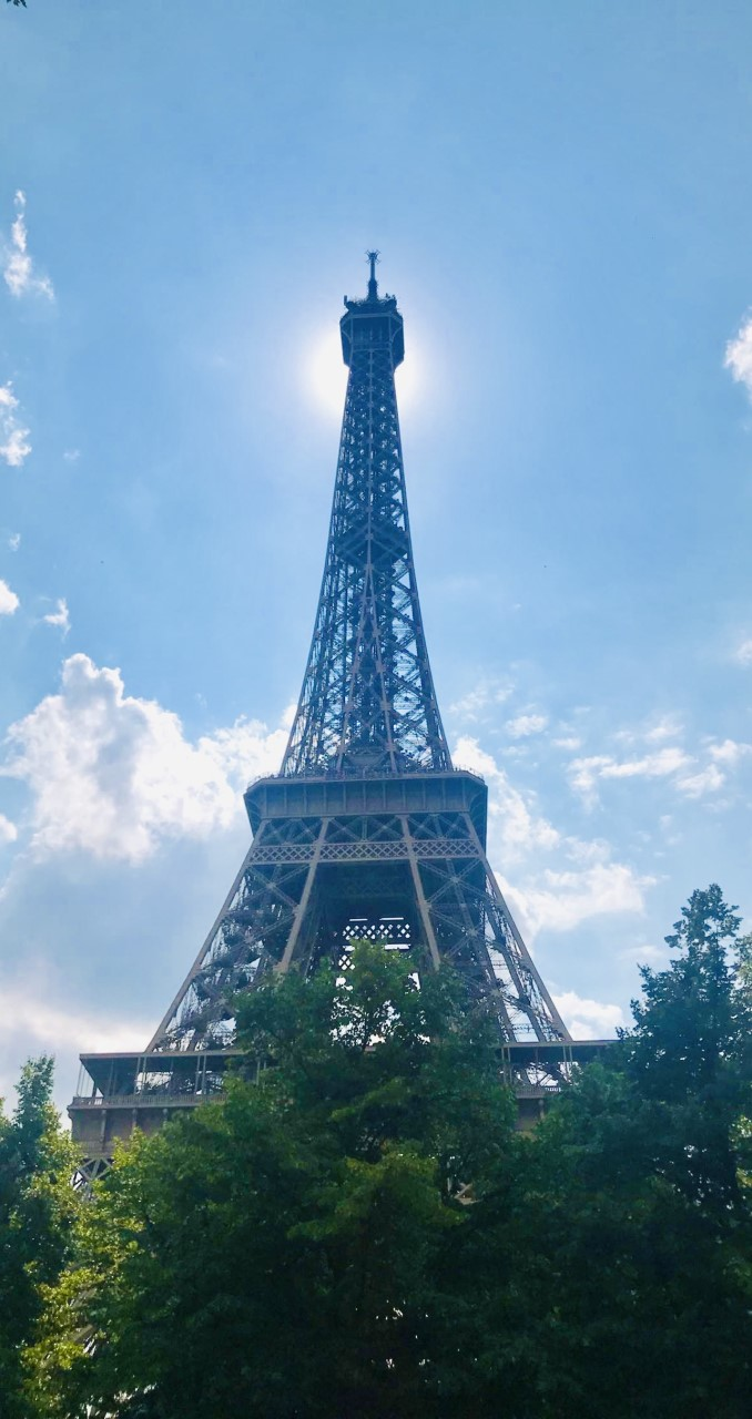 I Fell In Love With Paris