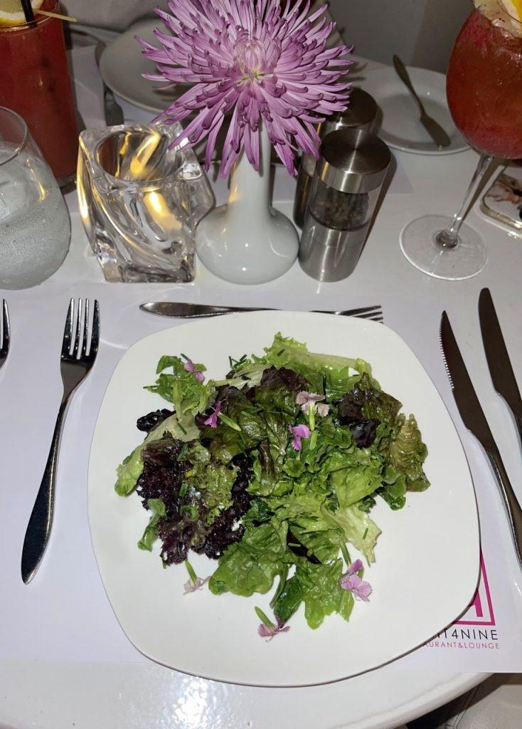Eight 4 Nine Restaurant Salad