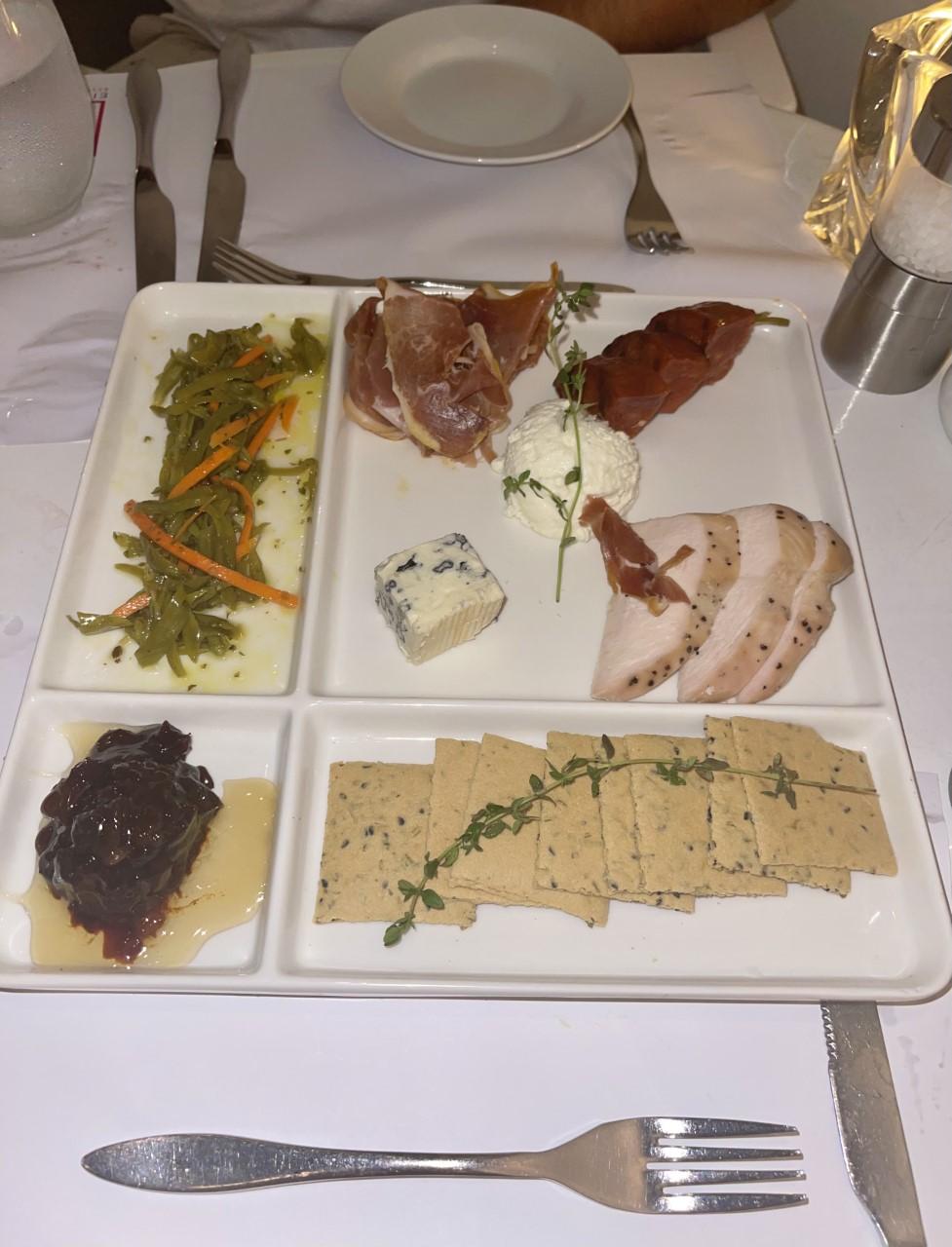 Eight 4 Nine Restaurant Charcuterie Board