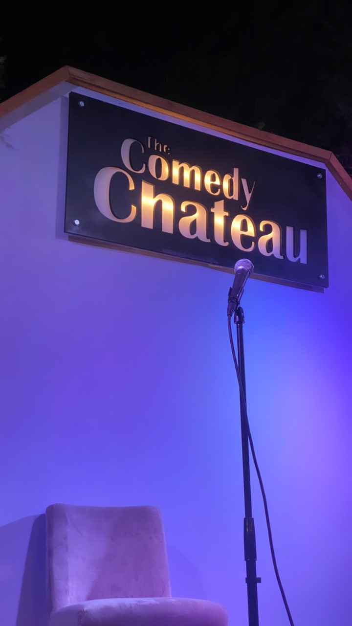 See a comedy show during your day in LA