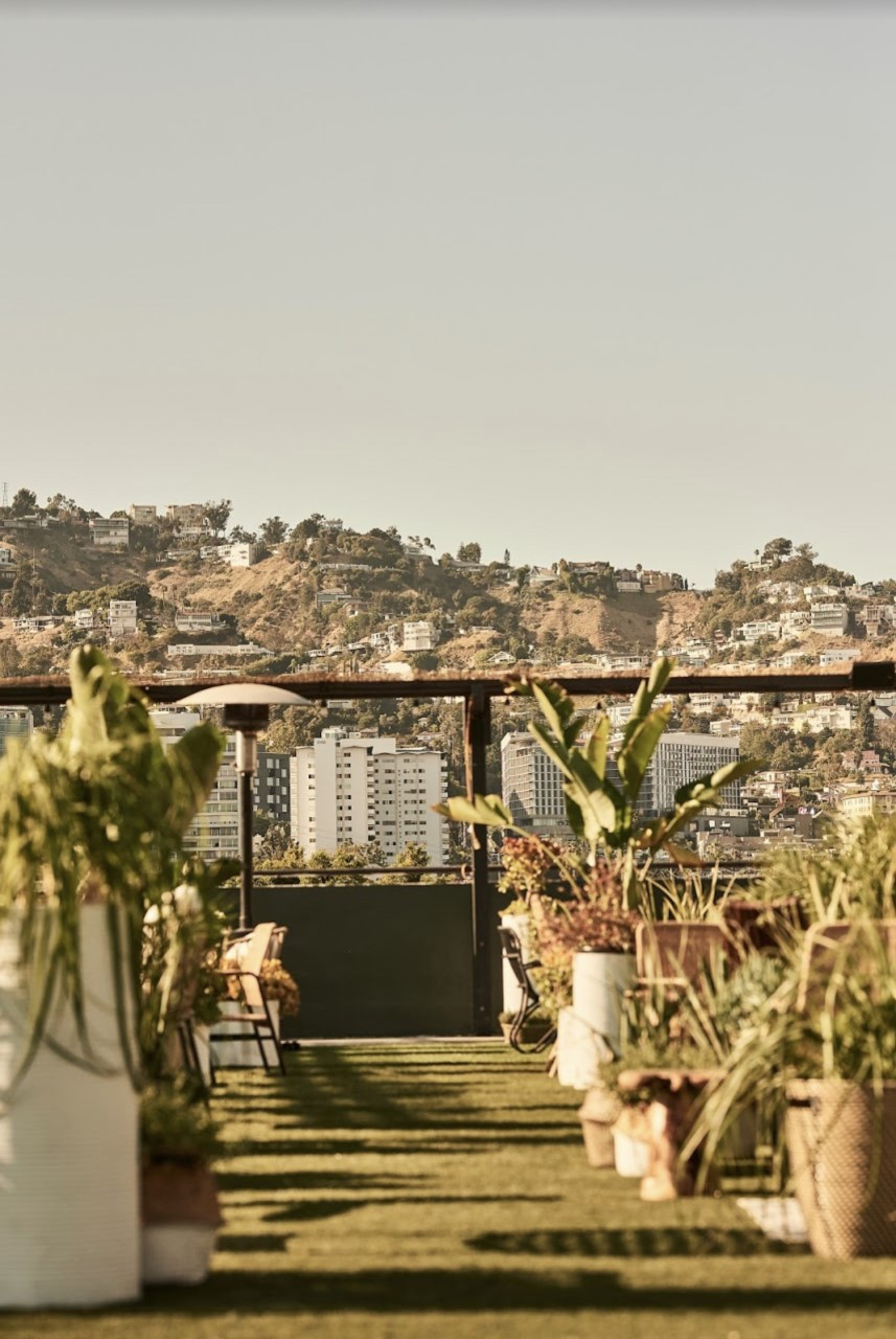 Dinner on your perfect day in LA