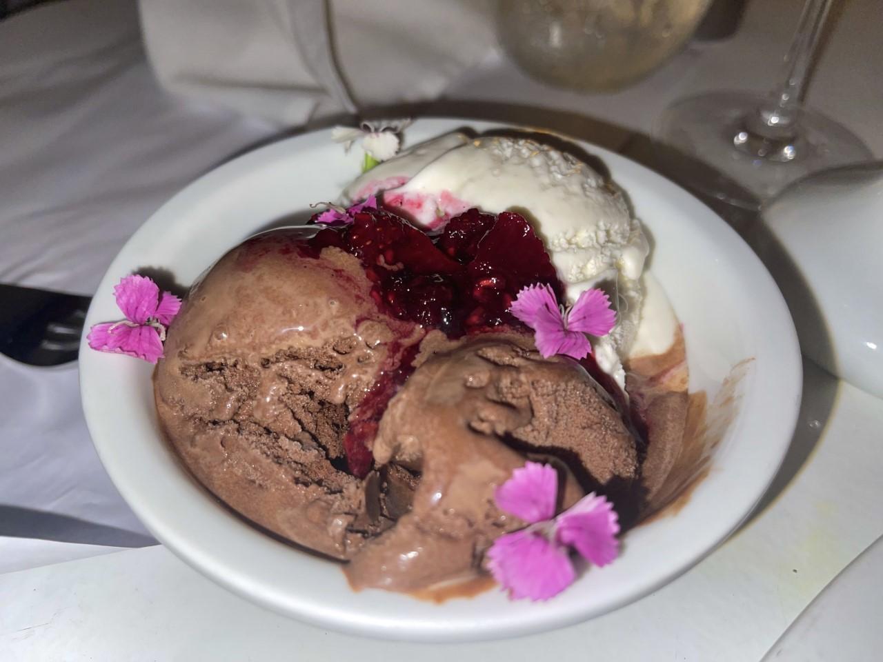 Eight 4 Nine Restaurant Gelato Dessert