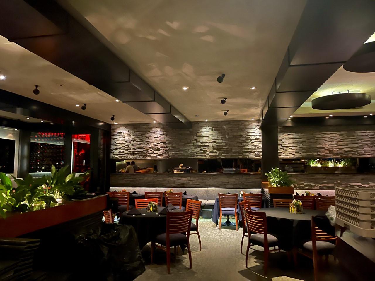 Spencer's Restaurant Palm Springs