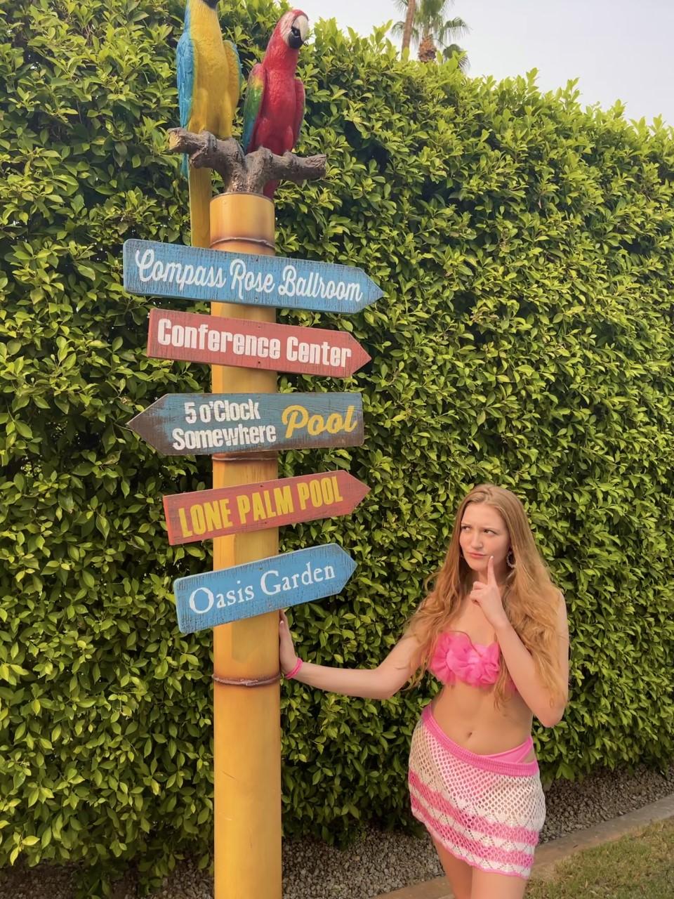 Margaritaville Palm Springs