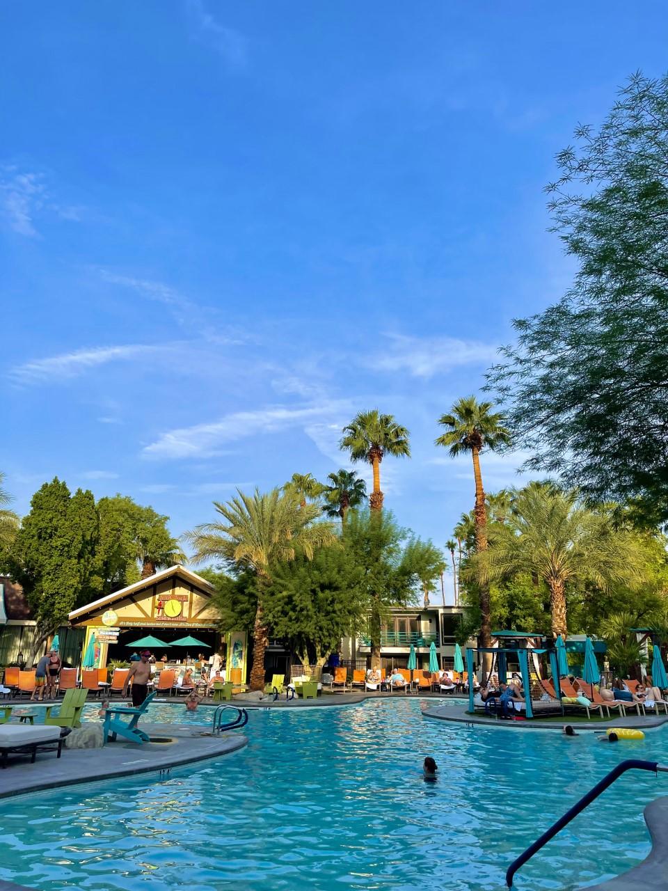 Margaritaville's Main Pool